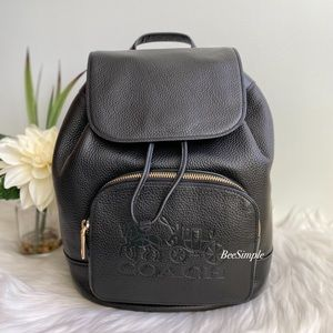COACH JES BACKPACK WITH HORSE AND CARRIAGE